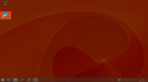 「Windows8.1」のデスクトップ上の「OpenOffice 4.0.1」のショートカットアイコン
